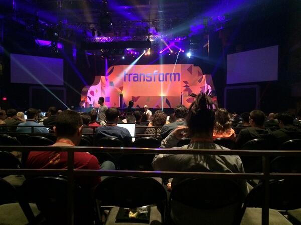 evangeline518: Morning keynote--day 3 of #magentoimagine conference http://t.co/OwWiIK6qCU