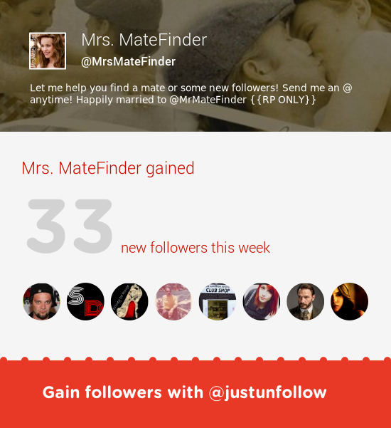 Fab tweeps @BamIsPimpin @SDRoleplay @DisneyDeRouge & more followed me. Grow with http://t.co/i3hflk8HeF http://t.co/FCL1E7Tlsr
