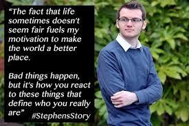 RIP Stephen Sutton. An inspirational young man who raises over £3million for the Teenage Cancer Trust. http://t.co/YWC2v94acU