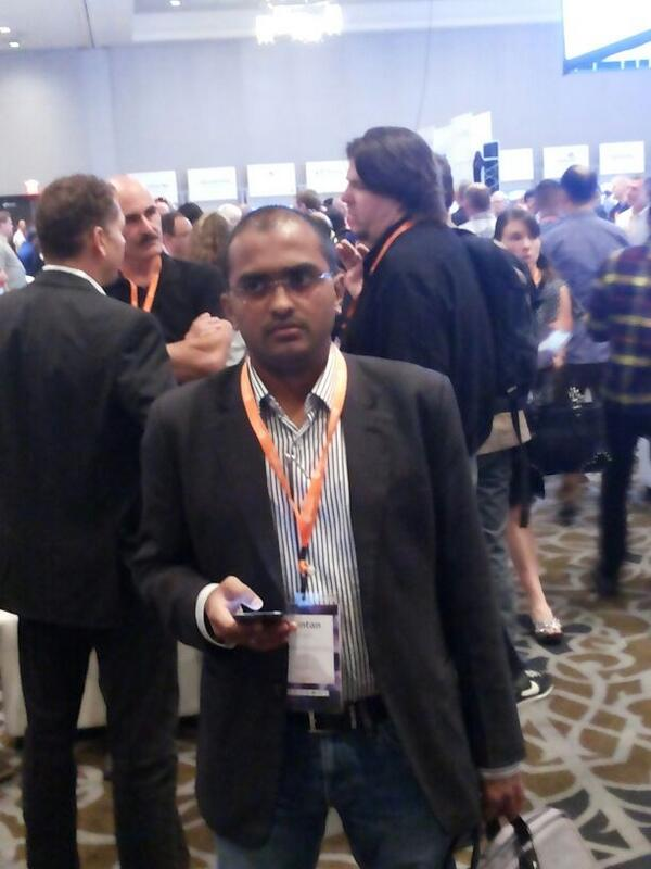Brainvire: Brainvire Infotech Pvt. Ltd is at Imagine Ecommerce 2014 #MagentoImagine http://t.co/knPu0gZCvj