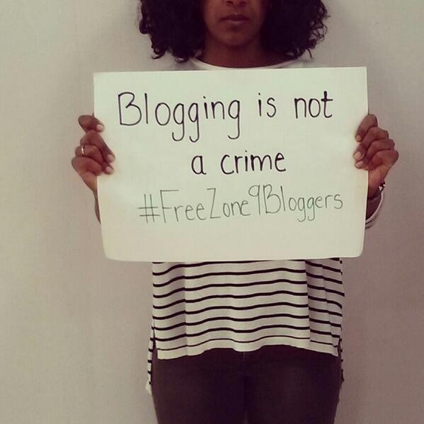 The African Charter protects the right to free expression #FreeZone9bloggers: http://t.co/AGUbLCemzS http://t.co/so4B3YjOsQ