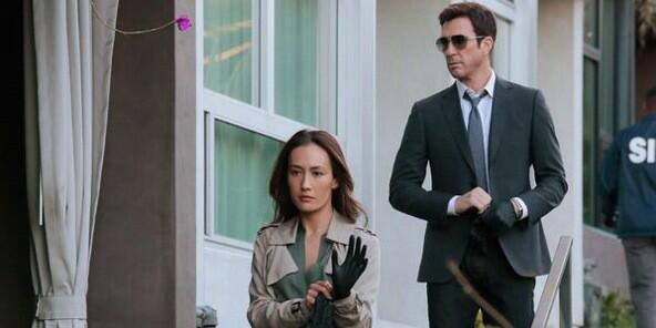 .@MaggieQ's new show #Stalker will air Wednesday nights @ 10p this fall on CBS! Stay tuned later today for a trailer! http://t.co/MO7i1v6ODE