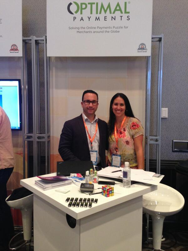 NETBANXServices: Day 3 @magentoimagine #Ecommerce Conference in Las Vegas. Come meet @OptimalPayments at booth 41! http://t.co/FT4e7oRItN