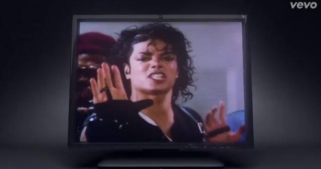 Michael Jackson Ft. Justin Timberlake: Love Never Felt So Good