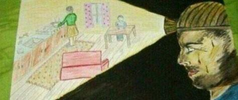 O resmi çizen madenci kızı konuştu http://t.co/aw19C8MghI http://t.co/wa7ulmwtau