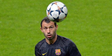 http://t.co/KWMRqgJX2r - Didekati Benitez, Mascherano Pilih Liverpool http://t.co/rcmXCyAaST