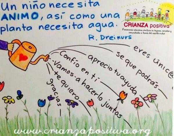 Riega amor en tus hijos todos los días #CrianzaPositiva http://t.co/xGRDQ1KGND