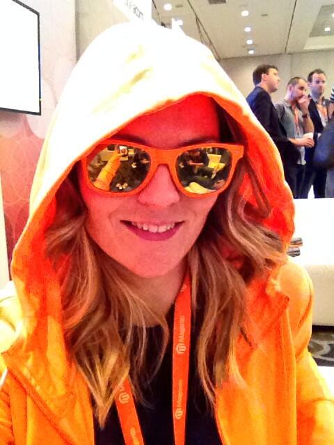 kt_hudson: #Magento Orange, so hot right now. | #MagentoImagine @magento http://t.co/CR2LyvnP3j