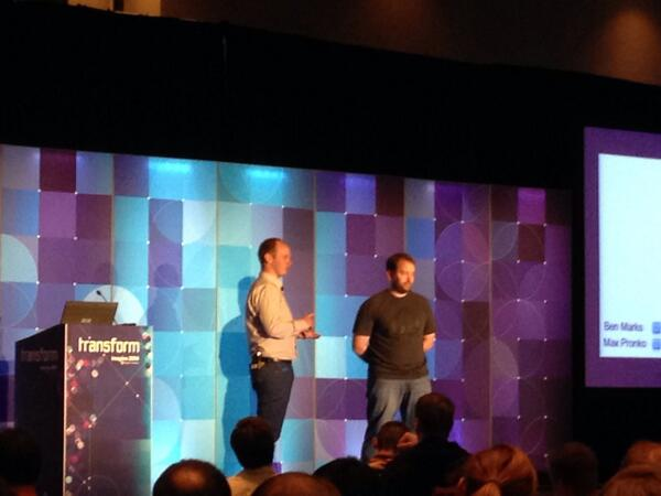 kab8609: Ben Marks is on stage! @magento #MagentoImagine http://t.co/xKgNXr5AEu