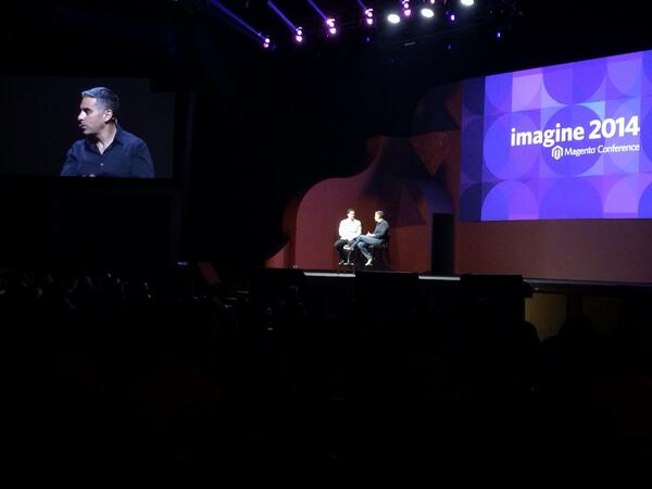 magento_rich: #PayPal is committed to open source. #MagentoImagine http://t.co/iPd5rfuc9U