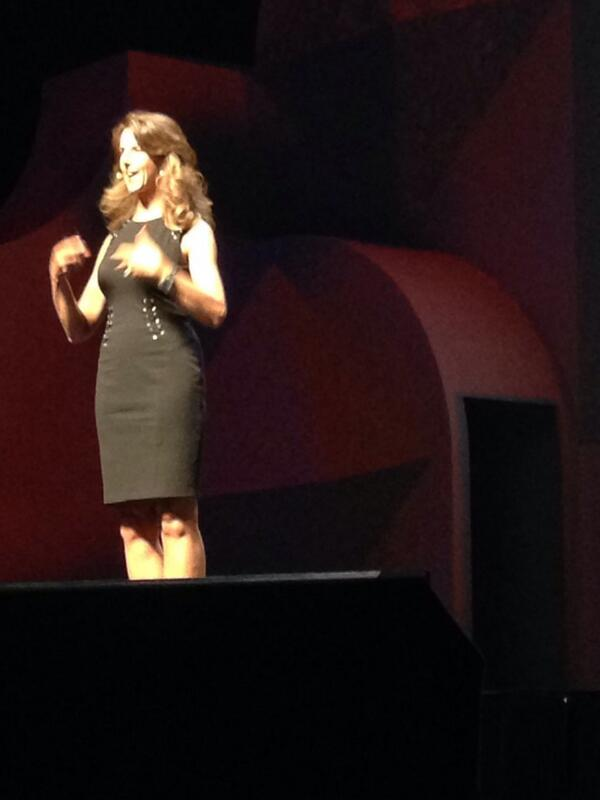 gsautereau: Now @CareyLohrenz on stage. She has 4 (four) kids. #MagentoImagine http://t.co/cxoVLpWr1f