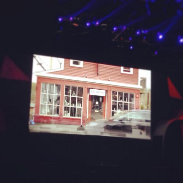 marcinfield: #AlexAndAni short in #MagentoImagine keynote http://t.co/Dv4dftinXy
