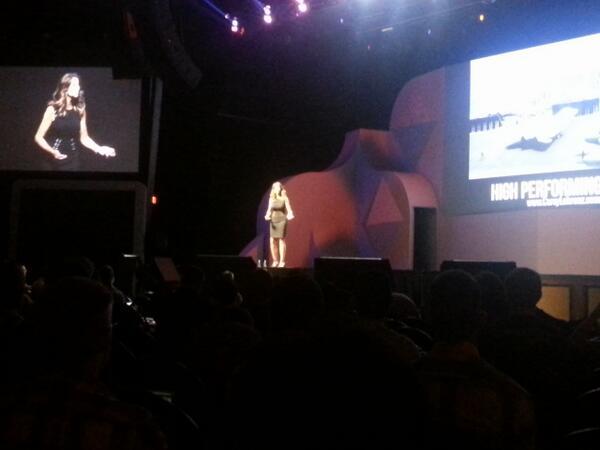 Beth_bef_BethG: Be the catalyst.... Carey Lohrenz at #MagentoImagine http://t.co/4ZPBNpbO8r