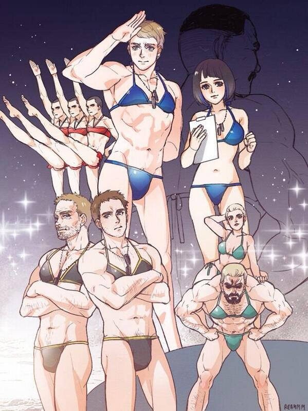 I'd say this is the most accurate piece of fan art of pacific rim so far. http://t.co/T7Kqfx8i9G