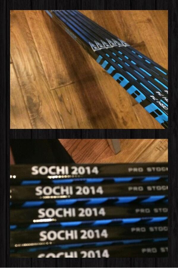 New prize for helping me get votes for the cover of @EASPORTSNHL 1 of my sticks from Sochi! Tweet #NHL15Oshie to win! http://t.co/UD0Oc3dB4K