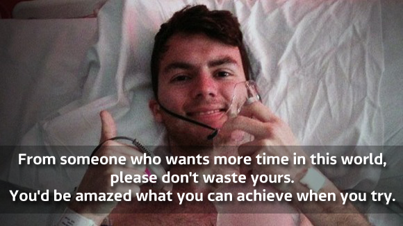 Life lessons from 'true hero' Stephen Sutton, who died today aged 19 http://t.co/kTgRCdprTj http://t.co/B2gvMDzOCe