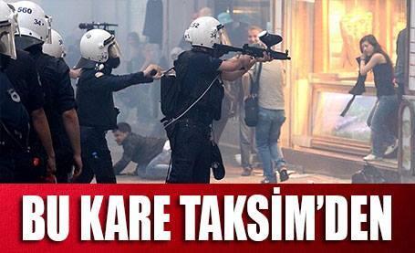 "Bugünün fotoğrafı.. ""@rstzrn: Bugün Taksim'de #Soma protestosundan..  http://t.co/A2hTNcOf9E"""