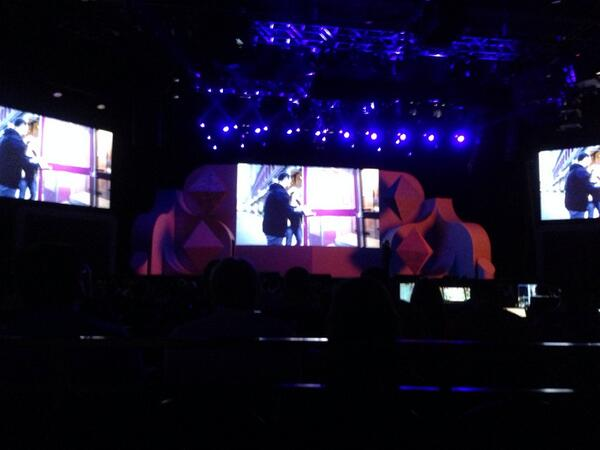 jdorf: that was a trip to see the video on the big screens. #MagentoImagine http://t.co/NxpmsEMYw6