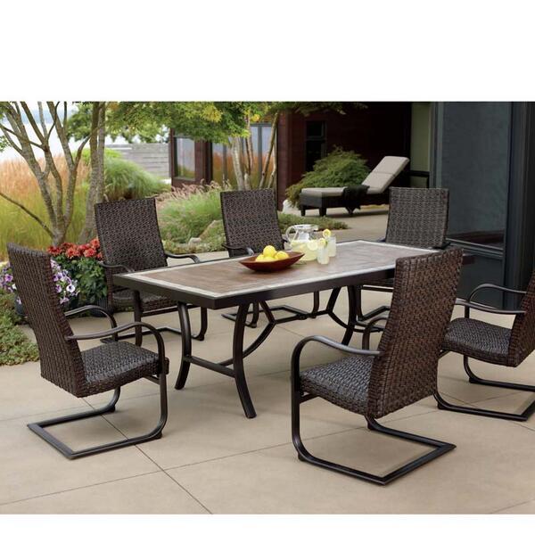 Kitchen Dining Sets Costco Design Set Elegant Outdoor Dining Table Costco  At Outdoor Dining Sets For