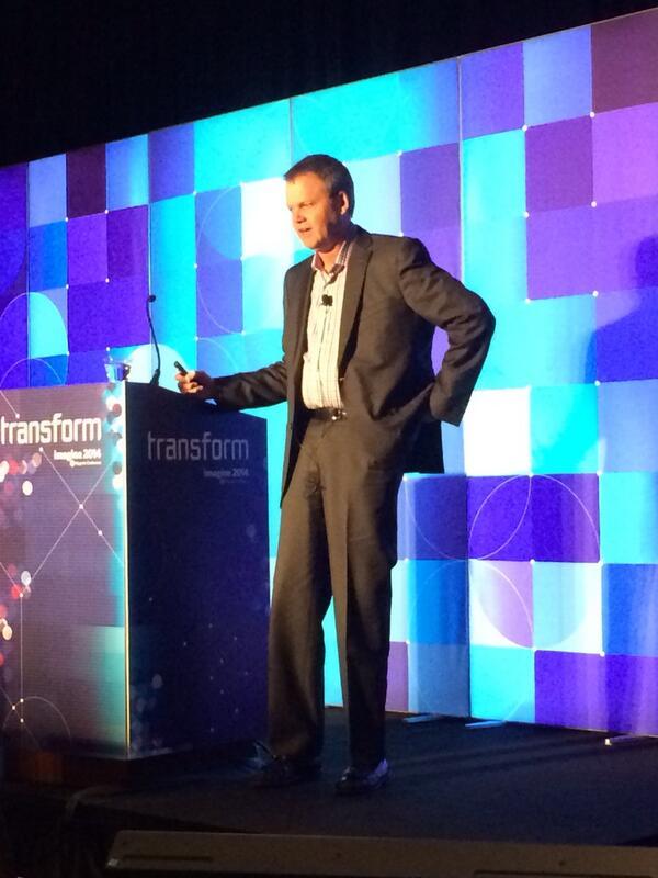 markwilliams_09: @SmartFocusUS Chief Product Officer Joe Dalton presenting at @magentoimagine on #truepersonalization http://t.co/su0El4WVWv