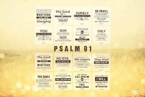 New Creation Church On Twitter Psalm 91 Wallpapers Are Now