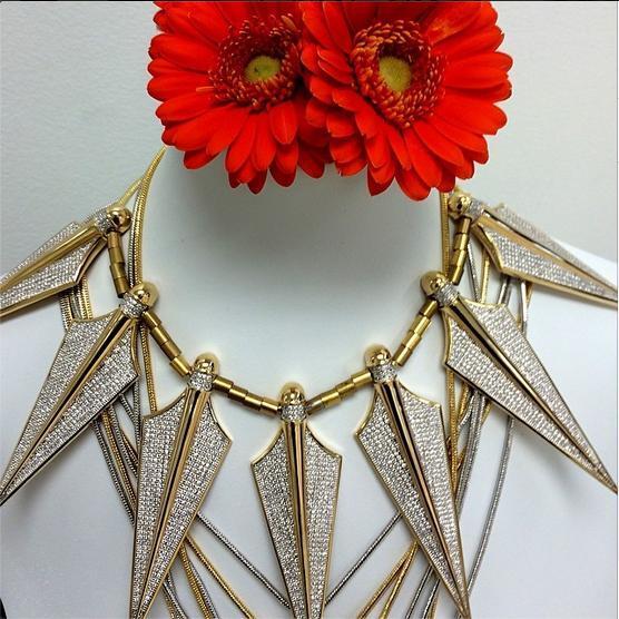 #NoirRelaunch Arrowhead Necklace http://t.co/Z1MIRQ9nlB