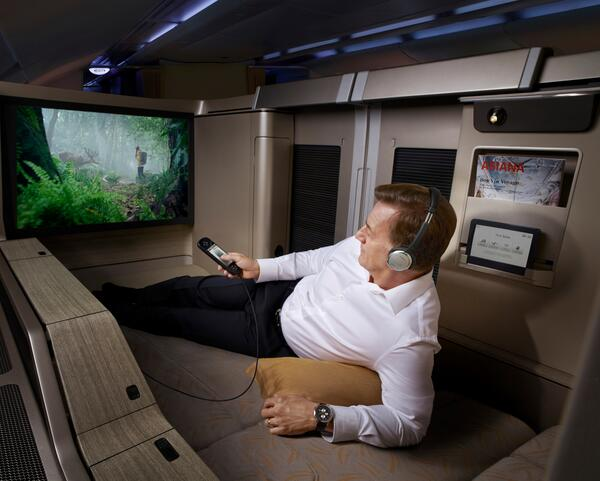 Look at Asiana Airlines A380 Interior -First Class Suite http://t.co/RzrgGYcLv2