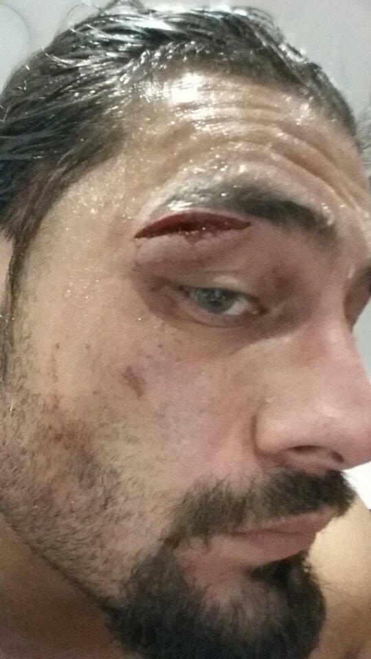 Roman Reigns On Twitter Good Story Behind This Http T Co 0aidx3igzq