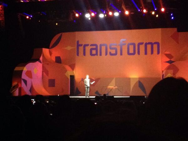 KateGaro: Malcolm Gladwell speaking at #MagentoImagine #keynote #tranform http://t.co/YUdqPDzv2u