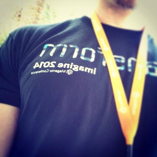 vetofunk: Very eye opening conference! #MagentoImagine #windsorcircle #rocketweb #magento #bestpricenutrition #bronto http://t.co/61hHsFuanG