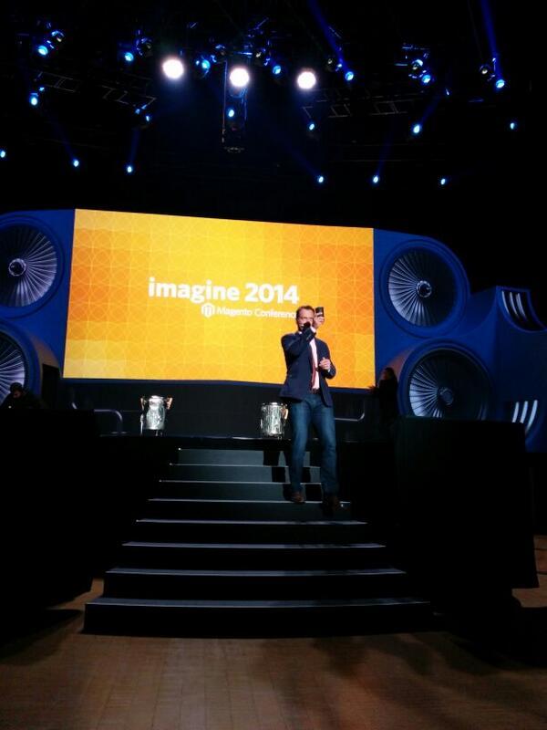 brentwpeterson: Closing #MagentoImagine 2014 http://t.co/AtG9mvGdfA