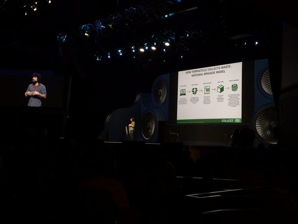 magento_rich: How Terracycle collects garbage. #MagentoImagine http://t.co/DaxcF1YnOf
