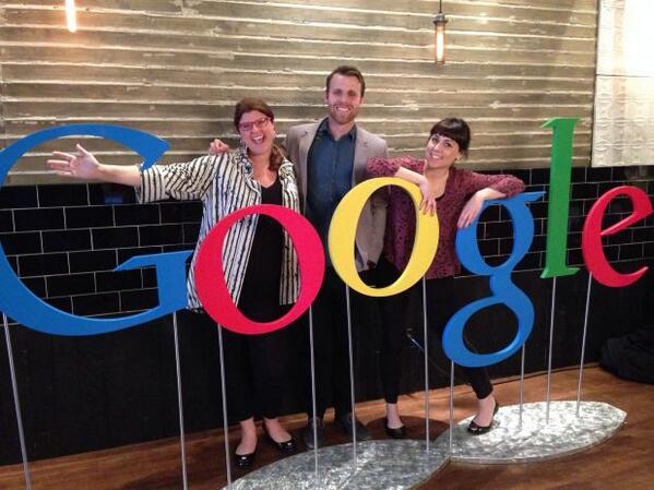 Mad props to @LettuceEats team @rmeyers31 & @jasmineeats for an awesome @GoogleLocalCHI #CityExperts event! http://t.co/q3OvryeFdX