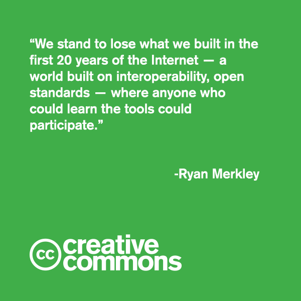 """""""We stand to lose what we built in the first 20 years of the Internet."""" @ryanmerkley @nytimes http://t.co/aBdw1PhYOC http://t.co/LhKFCqCg17"""