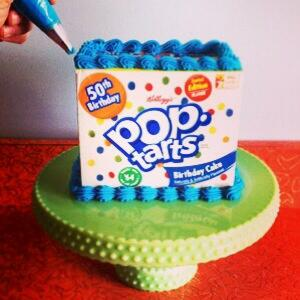 Pop Tarts On Twitter With The 16 Pack Of Birthday Cake