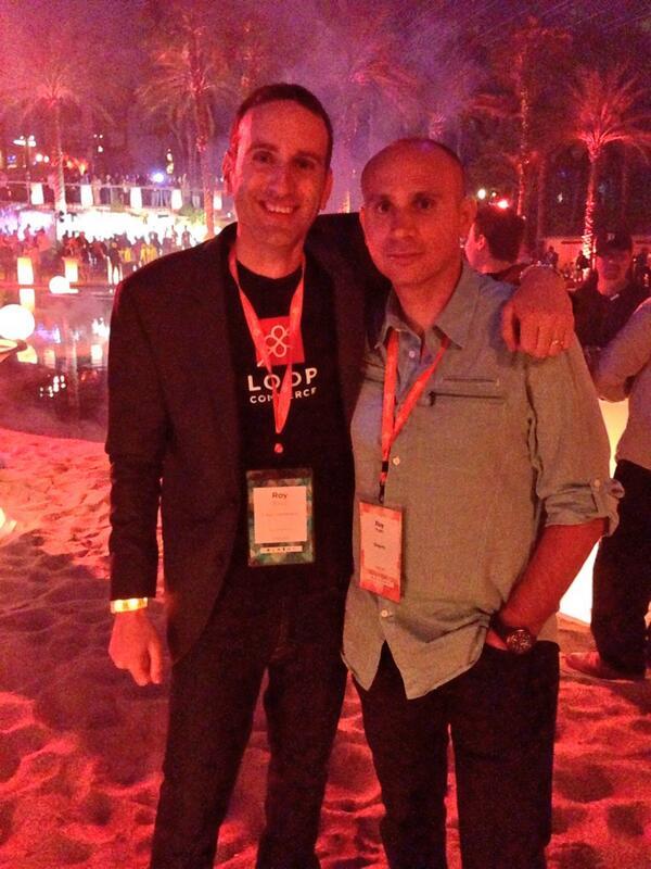 royerez: Had a blast last night, #MagentoImagine party. Kudos again @royrubin05! See you soon. Enjoy the time off... @magento http://t.co/mCpSwn4O3s
