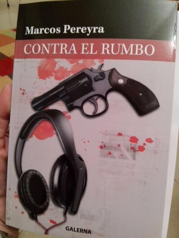 No pasa de este fin de semana..... Gracias @Nippur #ContraElRumbo http://t.co/Pa0wGqxduu