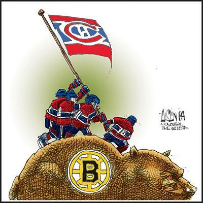Did you see Aislin's (a.k.a. @TerryMosher1's) take on tonight's #Habs win? #GoHabsGo!  #Mtlfest http://t.co/vCoZpP4HOi