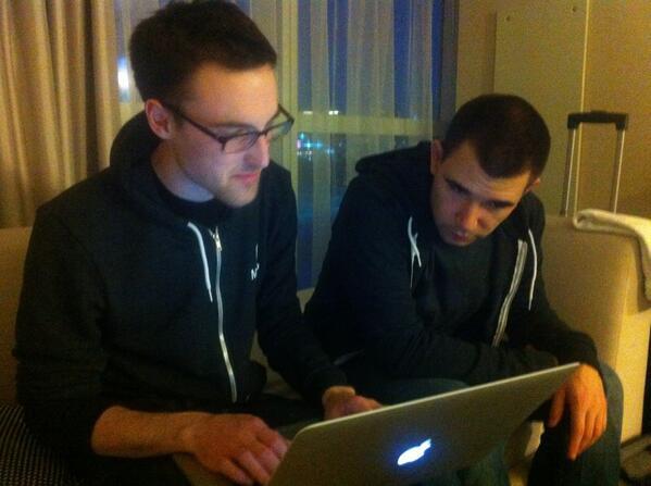 allanmacgregor: Post #MagentoImagine code hacking @demacmedia @magento http://t.co/1DUBYHX5Uw