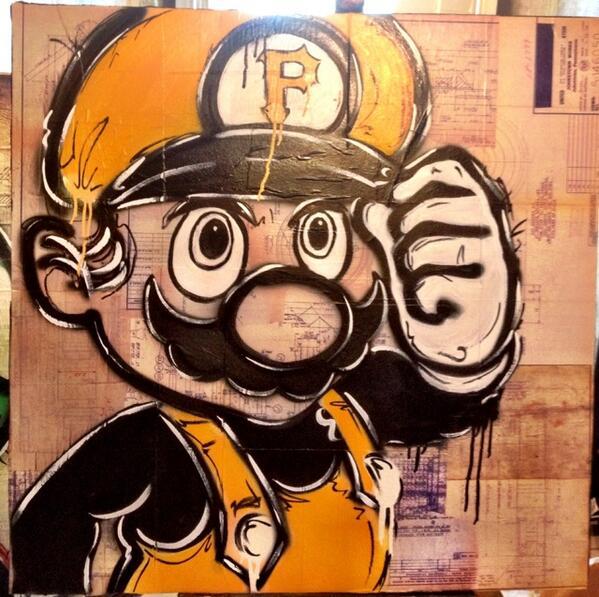 Errrrrbody loves Pittsburgh. #popx http://t.co/JBcQs9hqP4