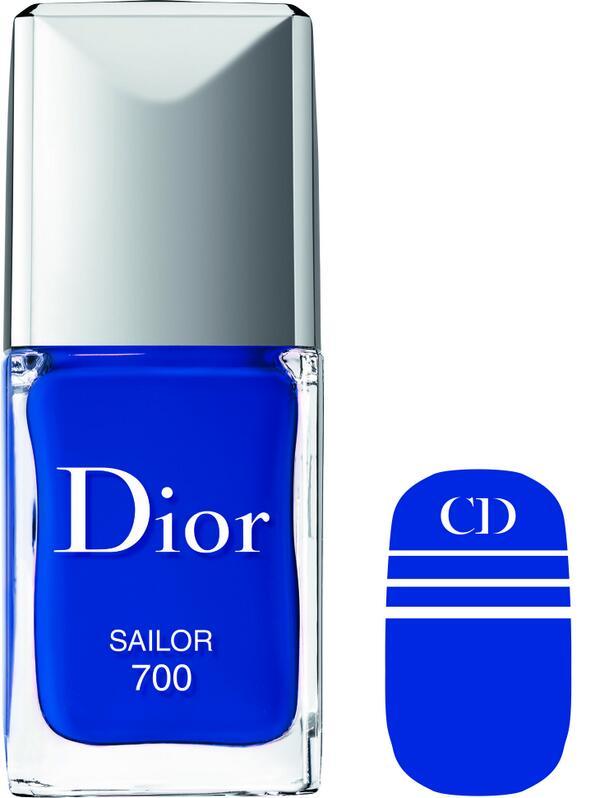 #Beauté : Dior dévoile trois kits de vernis aux inspirations nautiques http://t.co/Pjm7U5KP7C http://t.co/xEs0UbZB7f