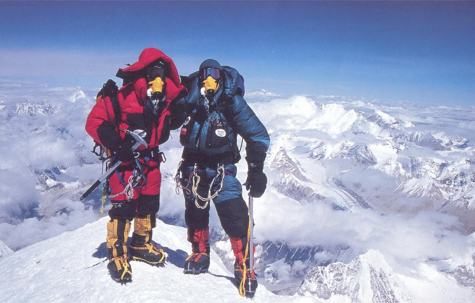 Можно ли сделать фото на фоне эвереста