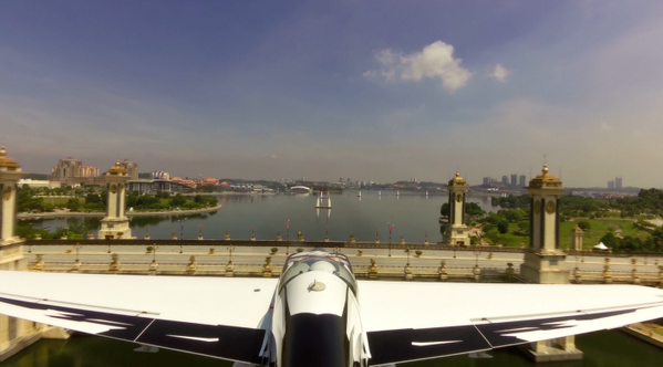 Some great practice runs here in Malaysia. Feeling great! #AirRace #RedbullAirRace @Cirrus_Aircraft @HartzellProp http://t.co/ZjezNEjlsv
