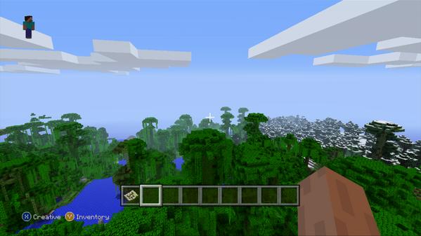 Xbox 360 view