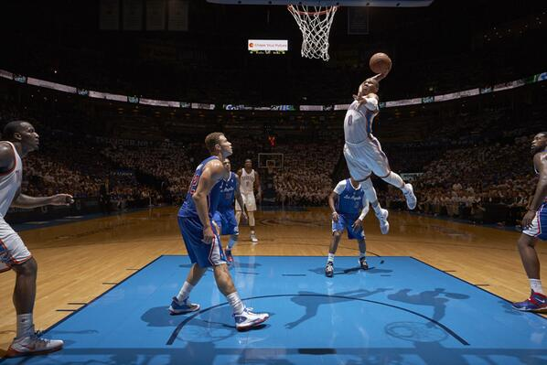 "Fabulous shot! ""@si_vault: Air Westbrook http://t.co/ww7DG37hwS"""