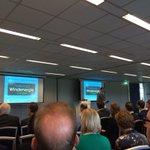 Image for the Tweet beginning: Topwind aanwezig op het Nationaal
