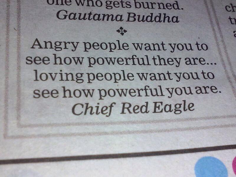 Meeradas Love This Quote By Chief Red Eagle At The Moment Http