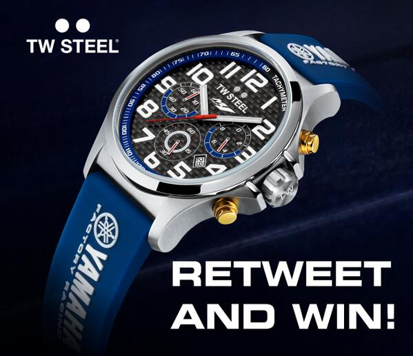 Don't forget - retweet to be in with a chance to win your very own @YamahaMotoGP #TWSteel http://t.co/QJXJNDQLQq http://t.co/mRpqvS9dXz