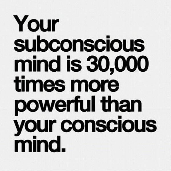 take 20 seconds today to focus on something good in your life. you'll hardwire your subconscious mind to be happier http://t.co/HIKMXNfKLm