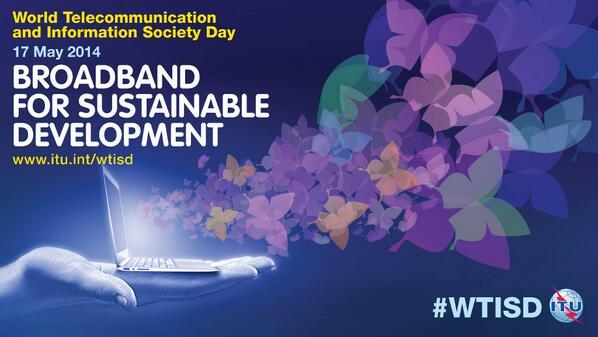 Thumbnail for World Telecommunication + Information Society Day 2014